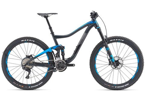 Fully MTB Giant Trance 1.5 - bike rental
