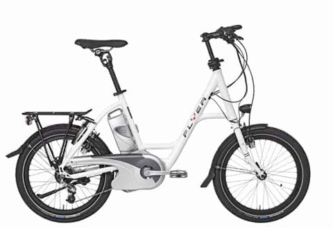 e-bike iSY Flyer
