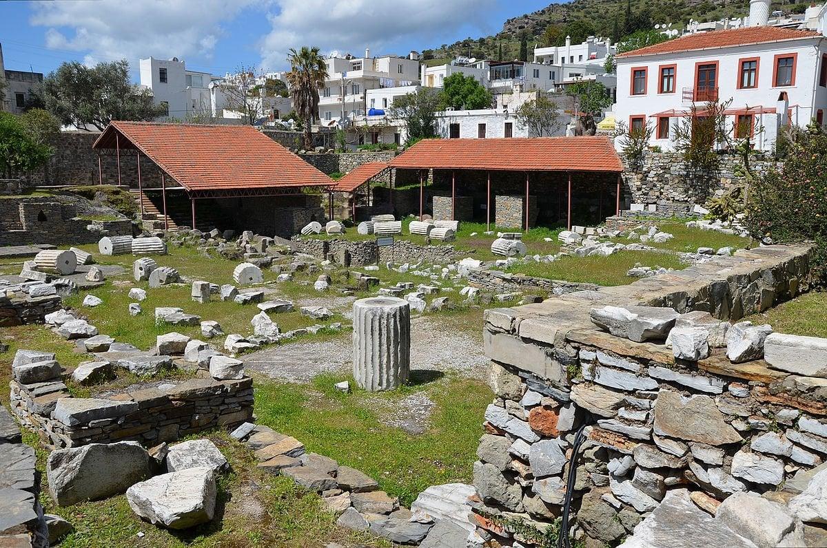 Bodrum-Mausoleum